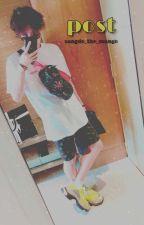 POST |BTS INSTAGRAM AU| by sangdo_the_mango