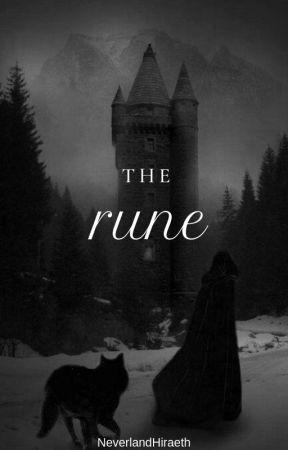 The Rune | Remus Lupin by neverlandhiraeth