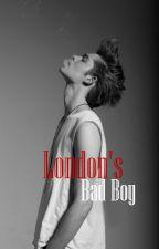 London's Bad Boy. (Slowly Editing) by MoonlightScribbles