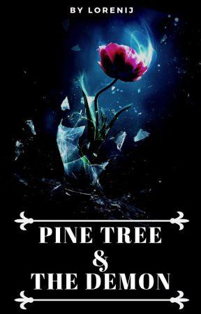 Pine Tree & The Demon by Lorenij