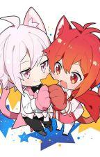 Twin's Drama by Azuredawnstar