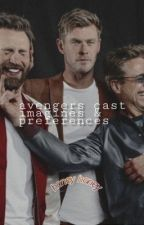 avengers imagines by _hollanders