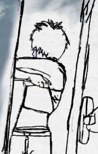 Deku's little secret.(trans izu×todo) cover