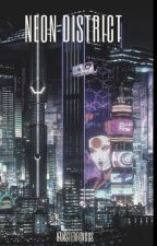 Neon District by Hamsterfungus