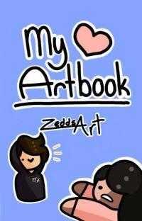 My Art book! cover