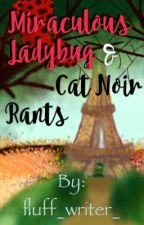 Miraculous ladybug and cat noir rant book by fluff_writer_