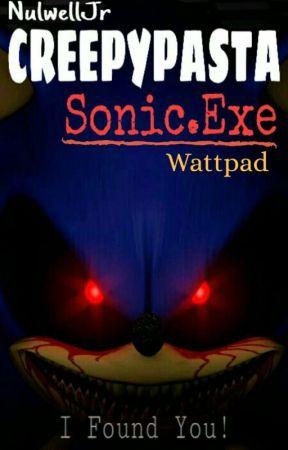 CREEPYPASTA Sonic.Exe by Nulmochii