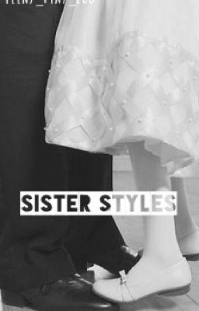 Sister Styles by teeny_tiny_lou