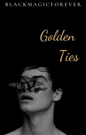 GOLDEN TIES -- [TOM RIDDLE] by Blackmagicforever
