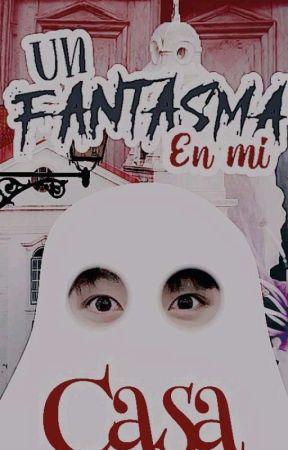 ❝Un fantasma en mi casa ;; KookV❞ by xGarumingx