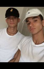 Lucas & Marcus  by TheRealShitBro