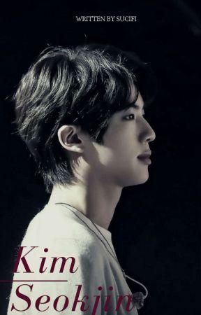 Kim Seokjin - ✔️ (DICETAK) by R_Seokjin