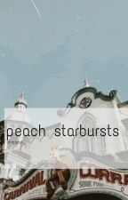 peach starbursts ━━ h.hj + k.sm by binosaur_
