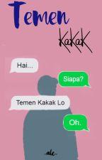 Temen Kakak?! by xluthxxa