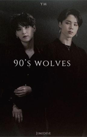 90's wolves | yoonmin  by jimidise