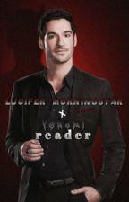 LUCIFER x READER/VENOM  by voiddrocket