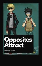Dave x John - Opposites attract by shrinky_dink