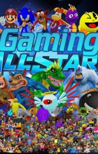 Gaming All-Stars: The Ultimate Crossover cover