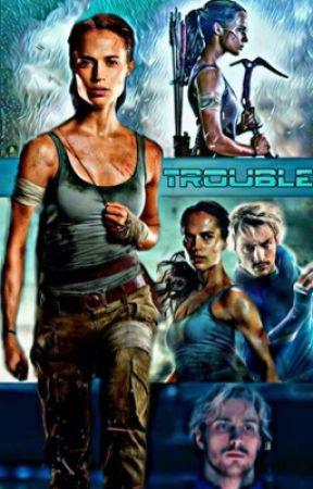 Trouble » P. MAXIMOFF  by mrstarkwewon