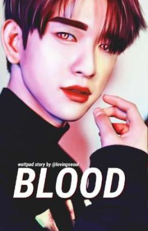 Blood | GOT7 Jinyoung 09 by lovingseoul