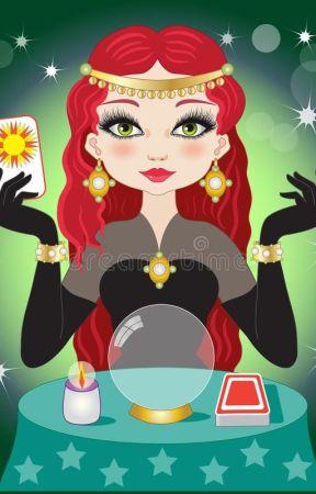 Your Fortune Teller ( On Hiatus) by GarimaSingh743