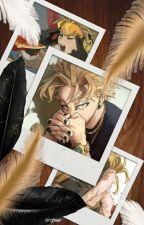 Ruffled Feathers {Hawks x Reader} by thelilvoiceinmyhead