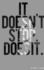 It Doesn't Stop. Does it. (Baylor Barnes fan fic) by tacobell_gal
