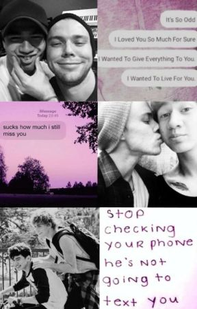 can't call you, call you my brother♣Cashton♣ by crashromance