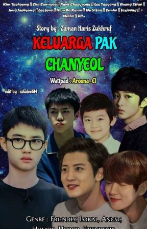 Keluarga Pak Chanyeol [ChanBaek]  by aroona_el