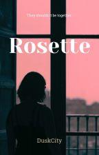 Rosette by DuskCity
