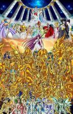 (Saint Seiya) La creación de los Dioses by liz194cm