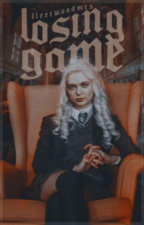 Losing Game ▸ George Weasley by fleetwoodmcs