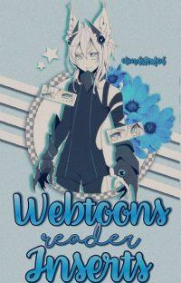 Webtoons X Reader ❁ cover