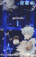 artbook by szczurwikei