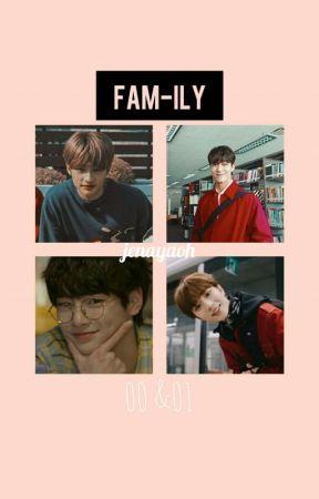 Fam-ily♡ by jenafaya