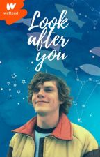 Look after you // Evan Peters (TERMINADA) by ignisbalaena