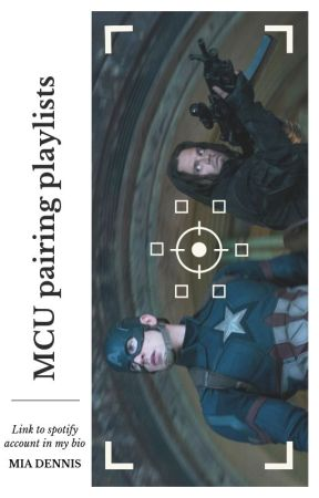 *: ・゚✧ mcu pairing playlists ✧・゚: * by starkscaping