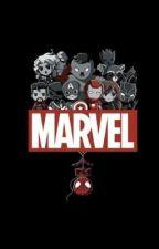 Random Marvel Book by RavenclawOwl10