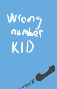 Wrong number kid cover