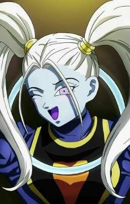 Mi Amada Angel (Goku x Marcarita) [Pausada]