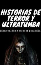 Historias de terror by IBadGirI