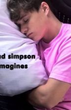 Brad Simpson imagines bws the vamps  by thevampsbradx