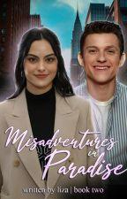Misadventures in Paradise ↠ Peter Parker [2] by w0nderwriter