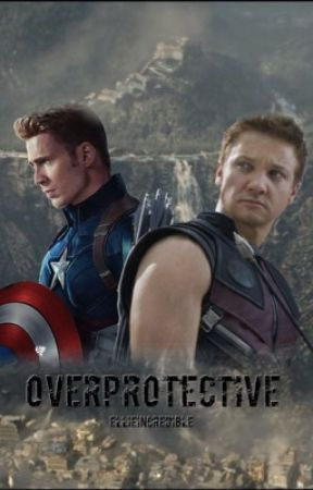 OverProtective ~ S. Rogers by EllieIncredible