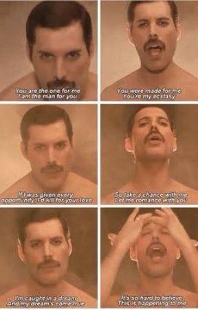 Freddie Mercury Imagines  by deacuryforever