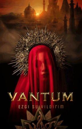 VANTUM (Tamamlandı) by Arialleena