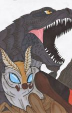 Hows of Us (Godzilla x Mothra) by QueenMoonButterfly