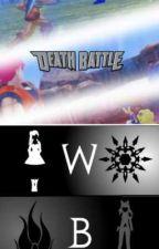 RWBY Watches  Deathbattle  by deadpoolmerkwiththem