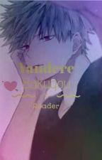 Yandere Bakugou x reader by SleepyBear1000