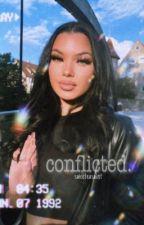 conflicted. | oscar diaz by sweeteasaint